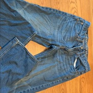 American Eagle relaxed jeans